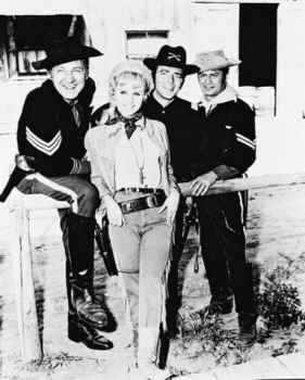 F Troop Special Guests